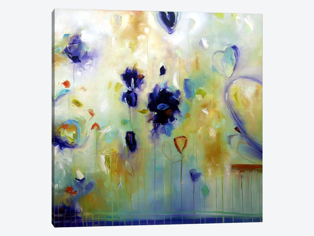 Dance Of Summer by J.A Art 1-piece Canvas Art