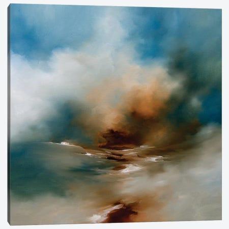 Softly Canvas Print #JAB81} by J.A Art Canvas Art Print