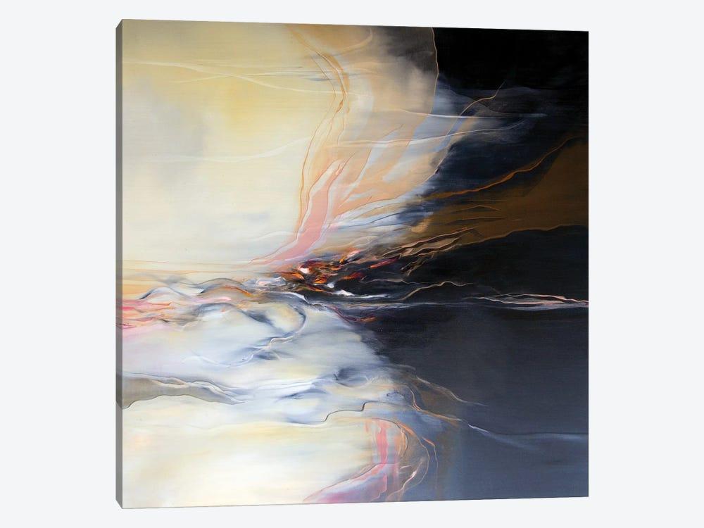 Soft Veils by J.A Art 1-piece Canvas Artwork