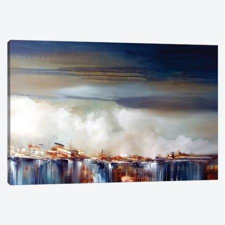 The Edge Canvas Print #JAB84} by J.A Art Canvas Wall Art