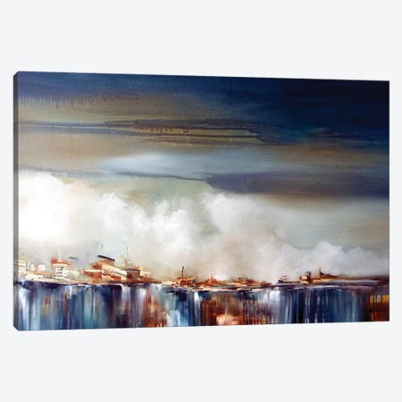 The Edge Canvas Print #JAB84} by J.A Art Canvas Wall Art