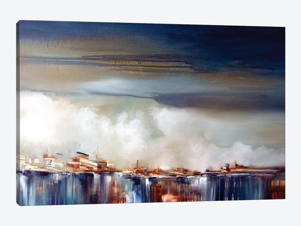 The Edge by J.A Art 1-piece Canvas Art