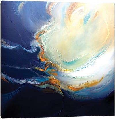 Transference Canvas Art Print