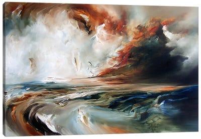 Energy Break Canvas Art Print