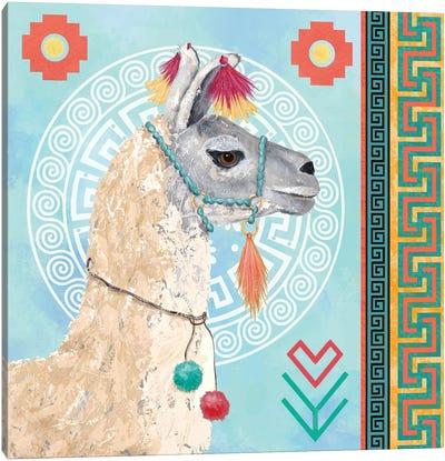 Peruvian Dreams I Canvas Art Print