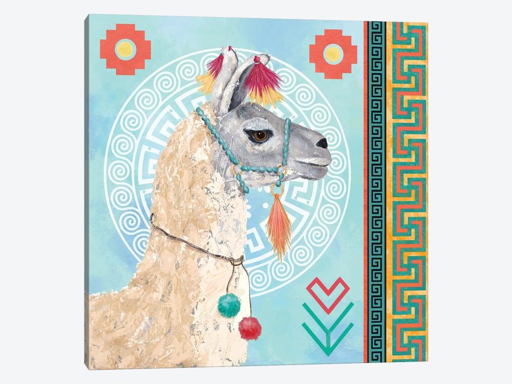 Peruvian Dreams I by Jade Reynolds 1-piece Art Print