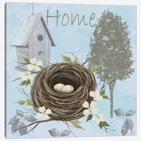 Nesting Collection II Canvas Print #JAD115} by Jade Reynolds Canvas Print