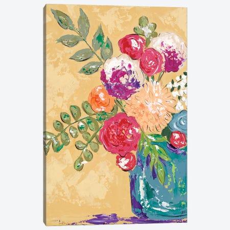 Look on the Bright Side I Canvas Print #JAD116} by Jade Reynolds Canvas Art Print