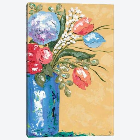 Look on the Bright Side II Canvas Print #JAD117} by Jade Reynolds Canvas Print