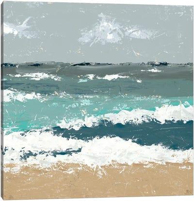 The Breakers I Canvas Art Print