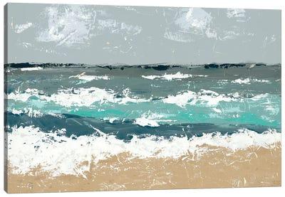 The Breakers II Canvas Art Print