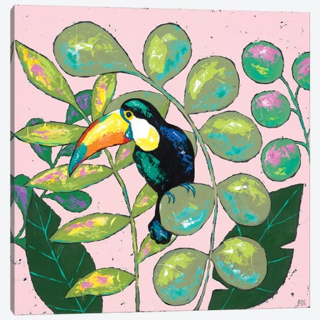 Tropics I Canvas Print #JAD120} by Jade Reynolds Canvas Art Print