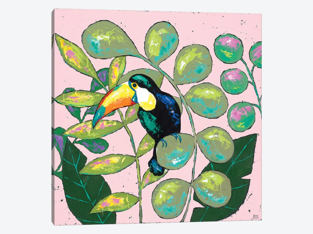 Tropics I by Jade Reynolds 1-piece Art Print