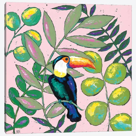 Tropics II Canvas Print #JAD121} by Jade Reynolds Art Print