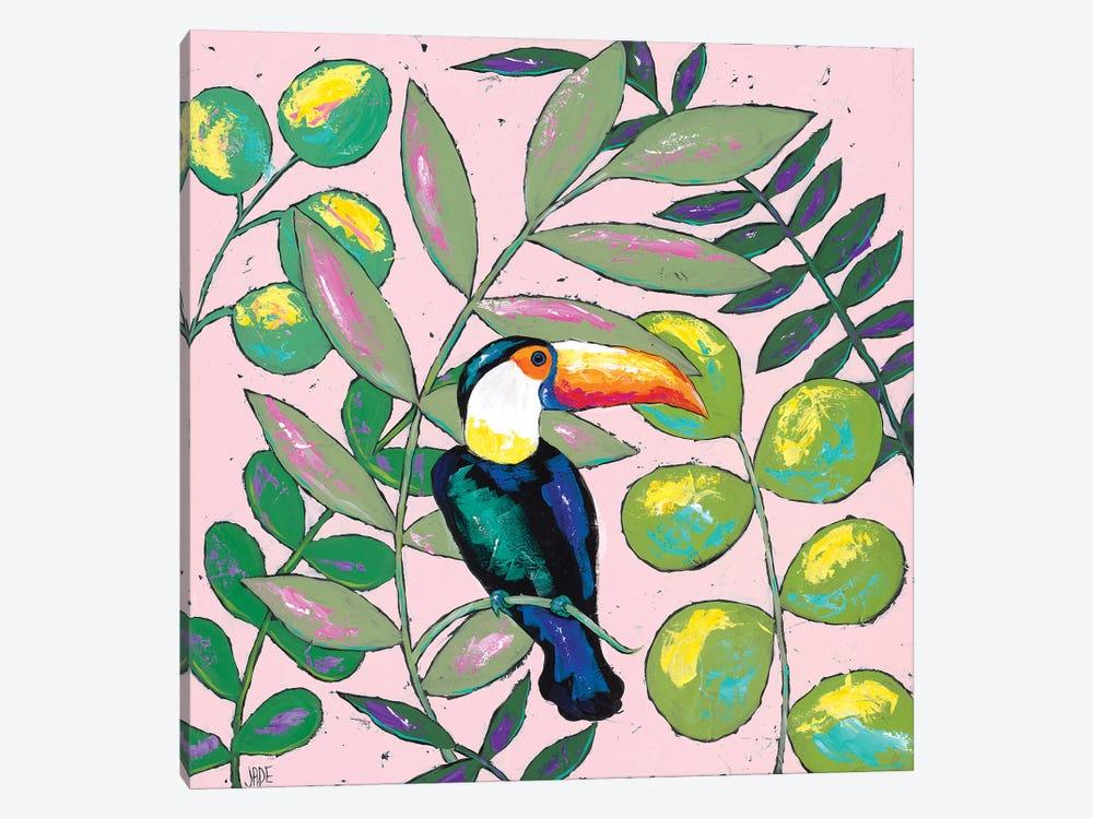 Tropics II by Jade Reynolds 1-piece Canvas Art