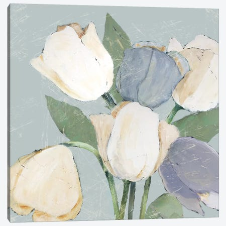 French Tulips II Canvas Print #JAD12} by Jade Reynolds Canvas Wall Art