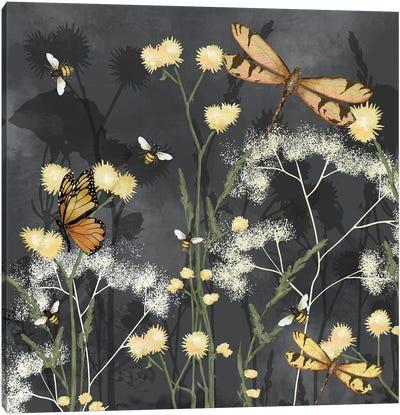 Garden Magic I Canvas Art Print