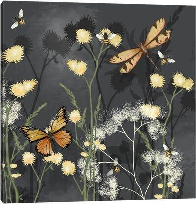 Garden Magic II Canvas Art Print