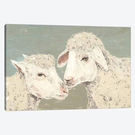 Sweet Lambs II Canvas Print #JAD18} by Jade Reynolds Canvas Art