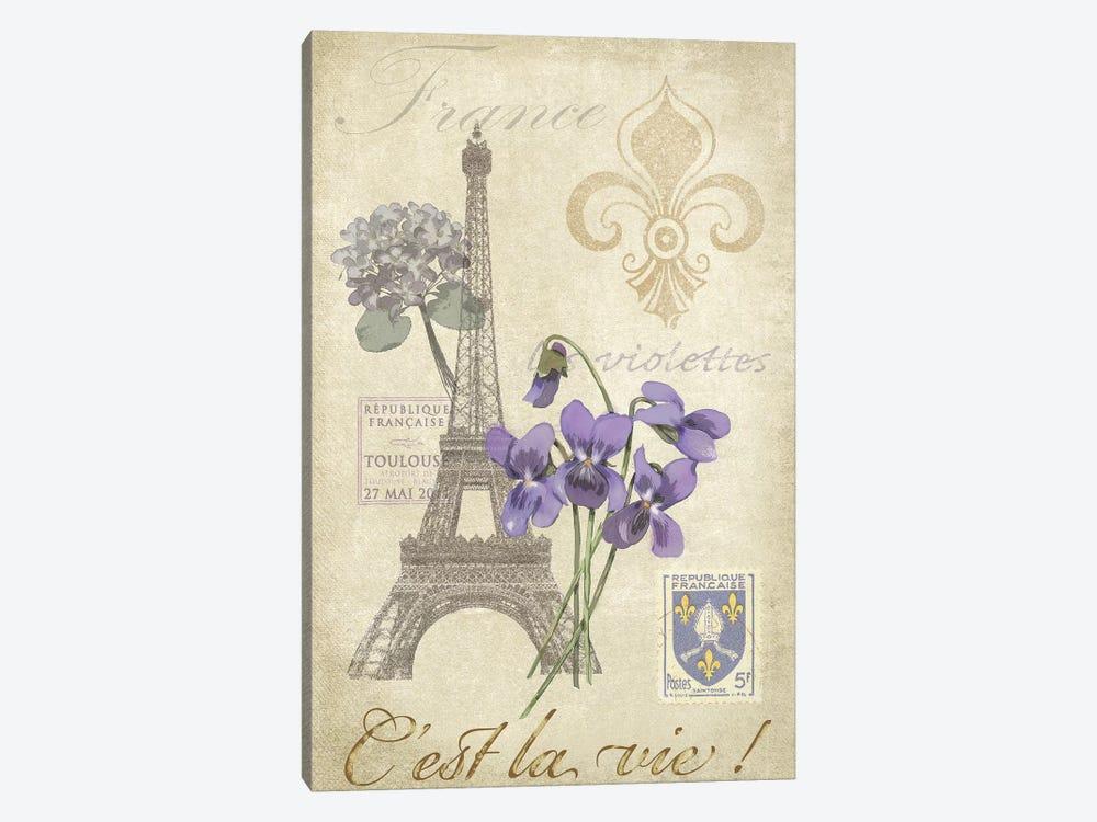Paris Tour I by Jade Reynolds 1-piece Art Print