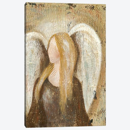 Angel Canvas Print #JAD43} by Jade Reynolds Canvas Print