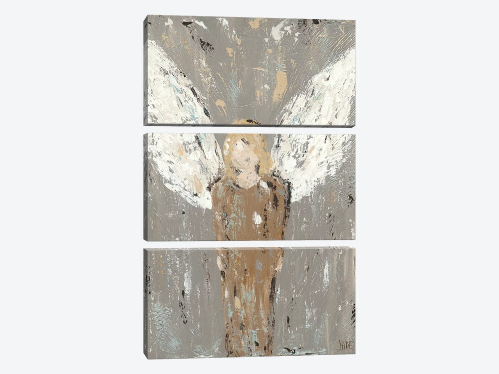 Angel Guardian by Jade Reynolds 3-piece Canvas Art
