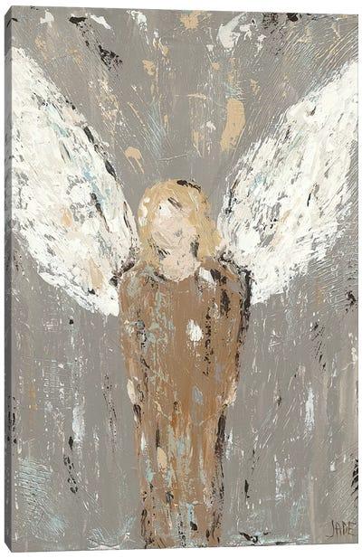 Angel Guardian Canvas Art Print