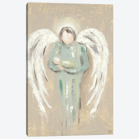 Angel Love Canvas Print #JAD45} by Jade Reynolds Canvas Artwork