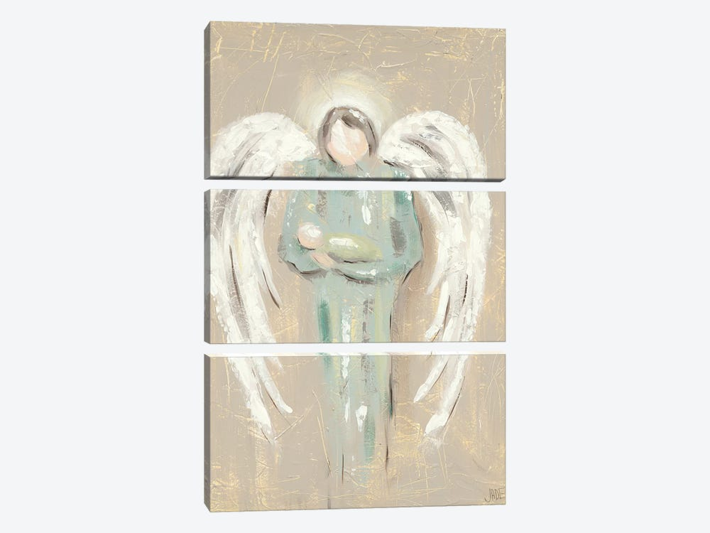 Angel Love by Jade Reynolds 3-piece Art Print