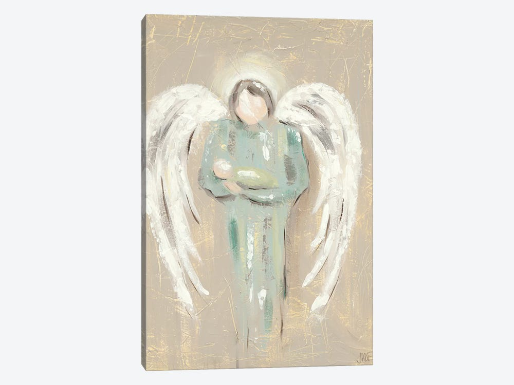 Angel Love by Jade Reynolds 1-piece Art Print
