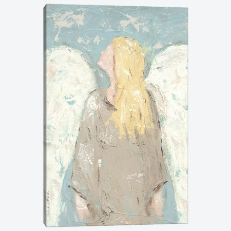 Angel Waiting Canvas Print #JAD46} by Jade Reynolds Canvas Art