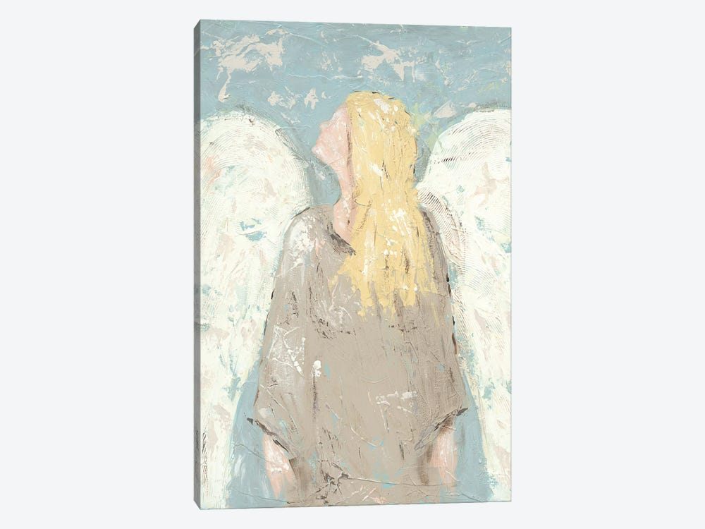 Angel Waiting by Jade Reynolds 1-piece Canvas Artwork