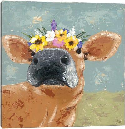 Farm Fun II Canvas Art Print