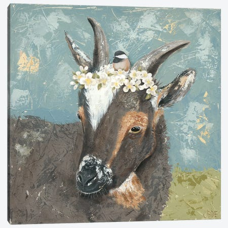 Farm Fun IV Canvas Print #JAD61} by Jade Reynolds Canvas Art Print