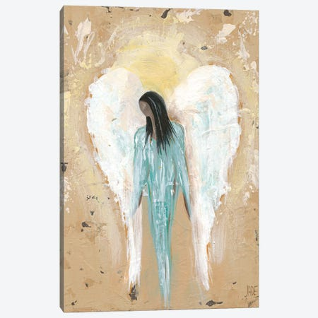Safe Haven I Canvas Print #JAD71} by Jade Reynolds Canvas Artwork