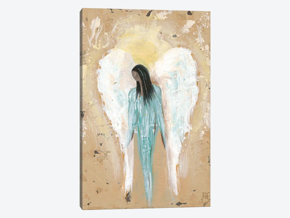 Safe Haven I by Jade Reynolds 1-piece Canvas Art