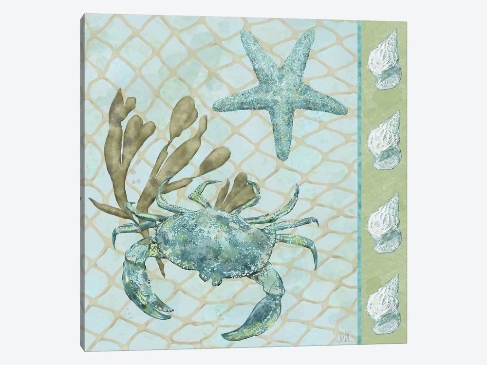 Under Sea II by Jade Reynolds 1-piece Canvas Art Print