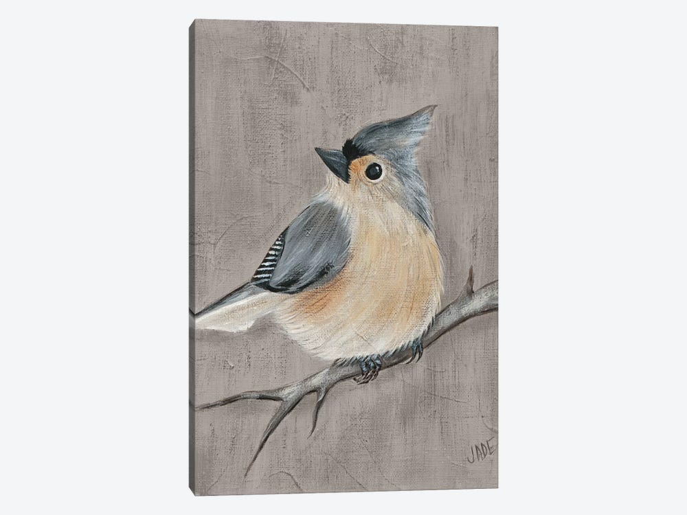 Winter Bird I by Jade Reynolds 1-piece Art Print