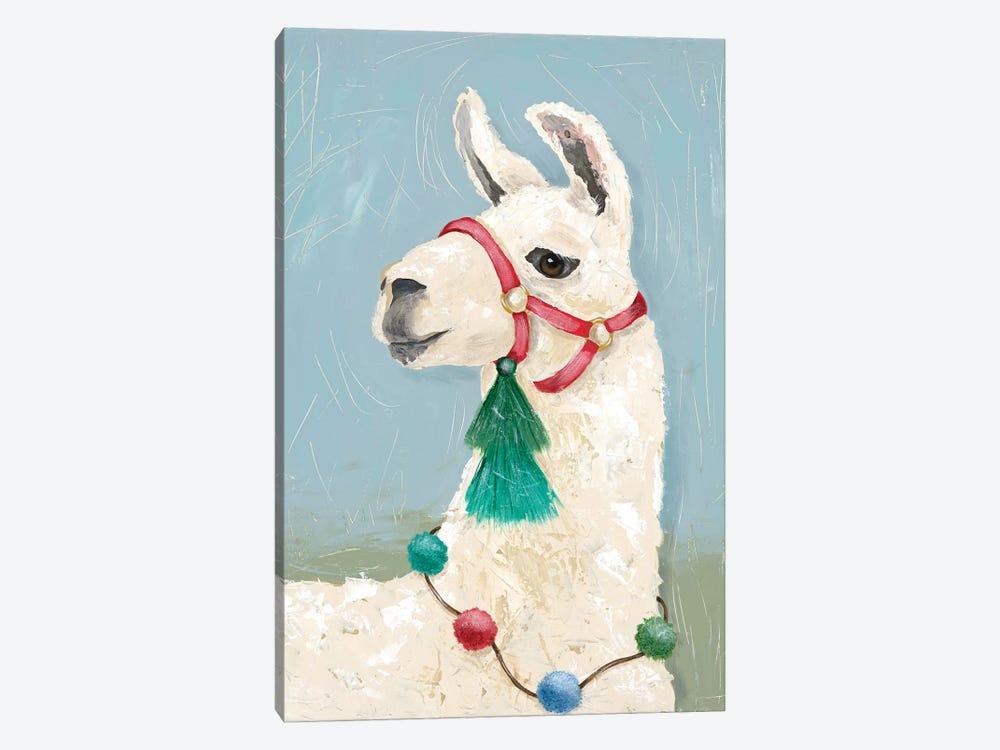Painted Llama I by Jade Reynolds 1-piece Art Print