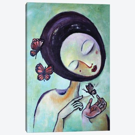 Cocooning Canvas Print #JAF16} by Jenna Fournier Canvas Art Print