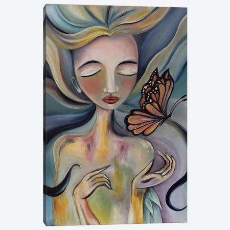 Muse III Canvas Print #JAF1} by Jenna Fournier Canvas Wall Art