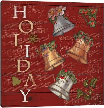 Holiday Canvas Art Print