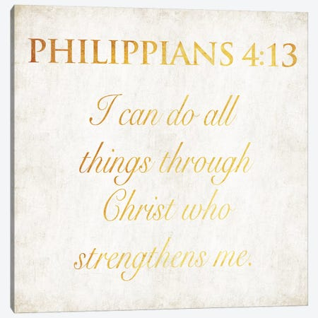 Philippians Canvas Print #JAG34} by Jace Grey Canvas Art