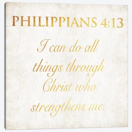 Philippians Canvas Print #JAG34} by Jace Grey Canvas Art