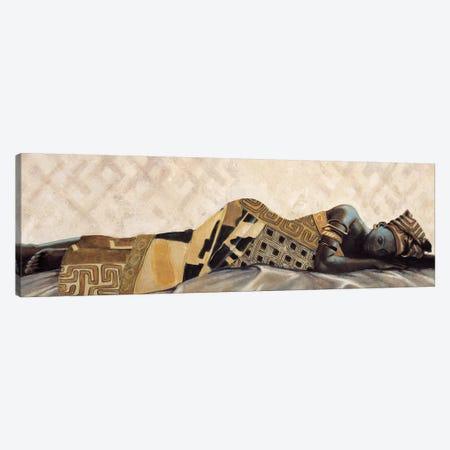 Femme Africaine VI Canvas Print #JAL6} by Jacques Leconte Canvas Art Print