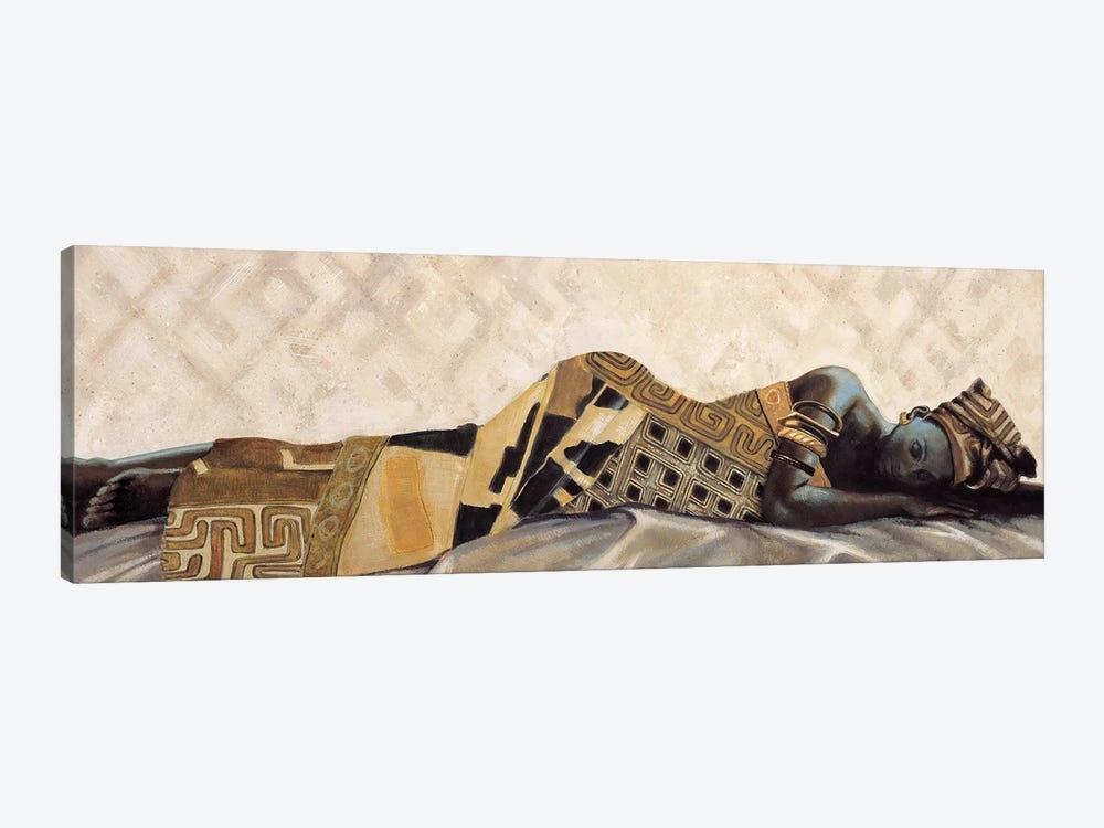 Femme Africaine VI by Jacques Leconte 1-piece Canvas Art Print