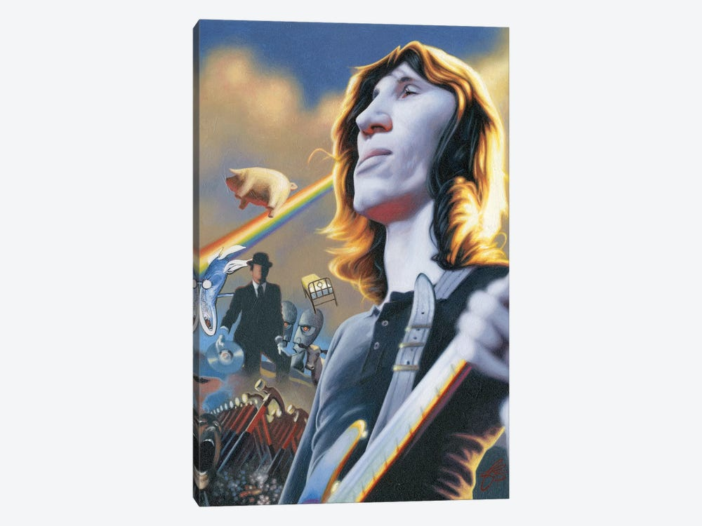 Roger Waters 1-piece Art Print