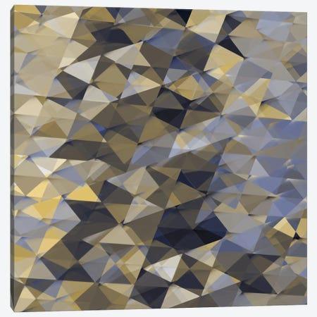 Geometric Squared I Canvas Print #JAN4} by Jan Tatum Canvas Print
