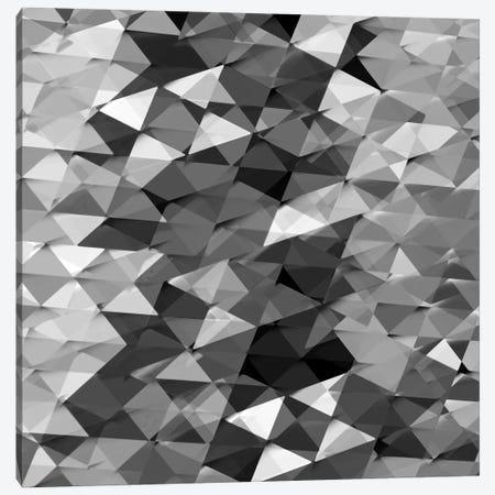 Geometric Squared II Canvas Print #JAN5} by Jan Tatum Art Print