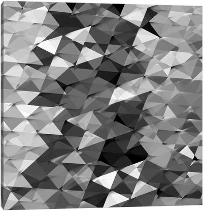 Geometric Squared II Canvas Art Print